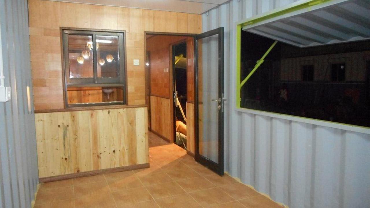 modifikasi container rumah