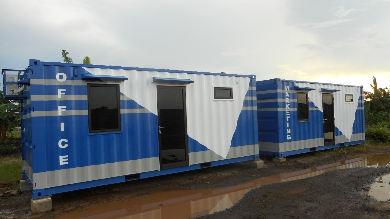 office container surabaya