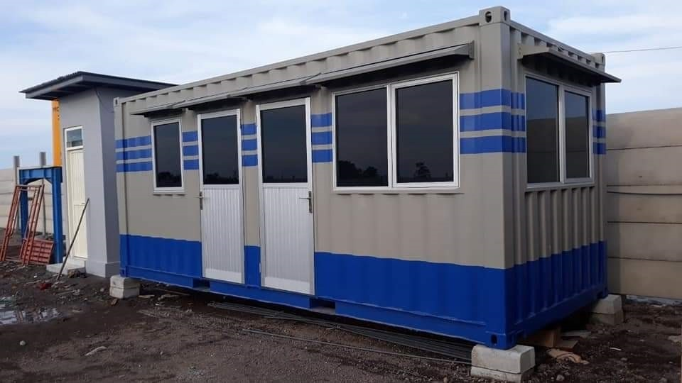rental office container
